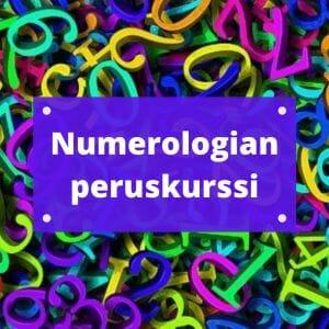 Numerologian kurssi