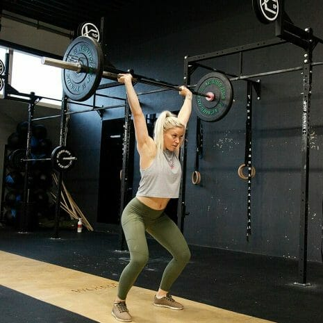 MPF Weightlifting