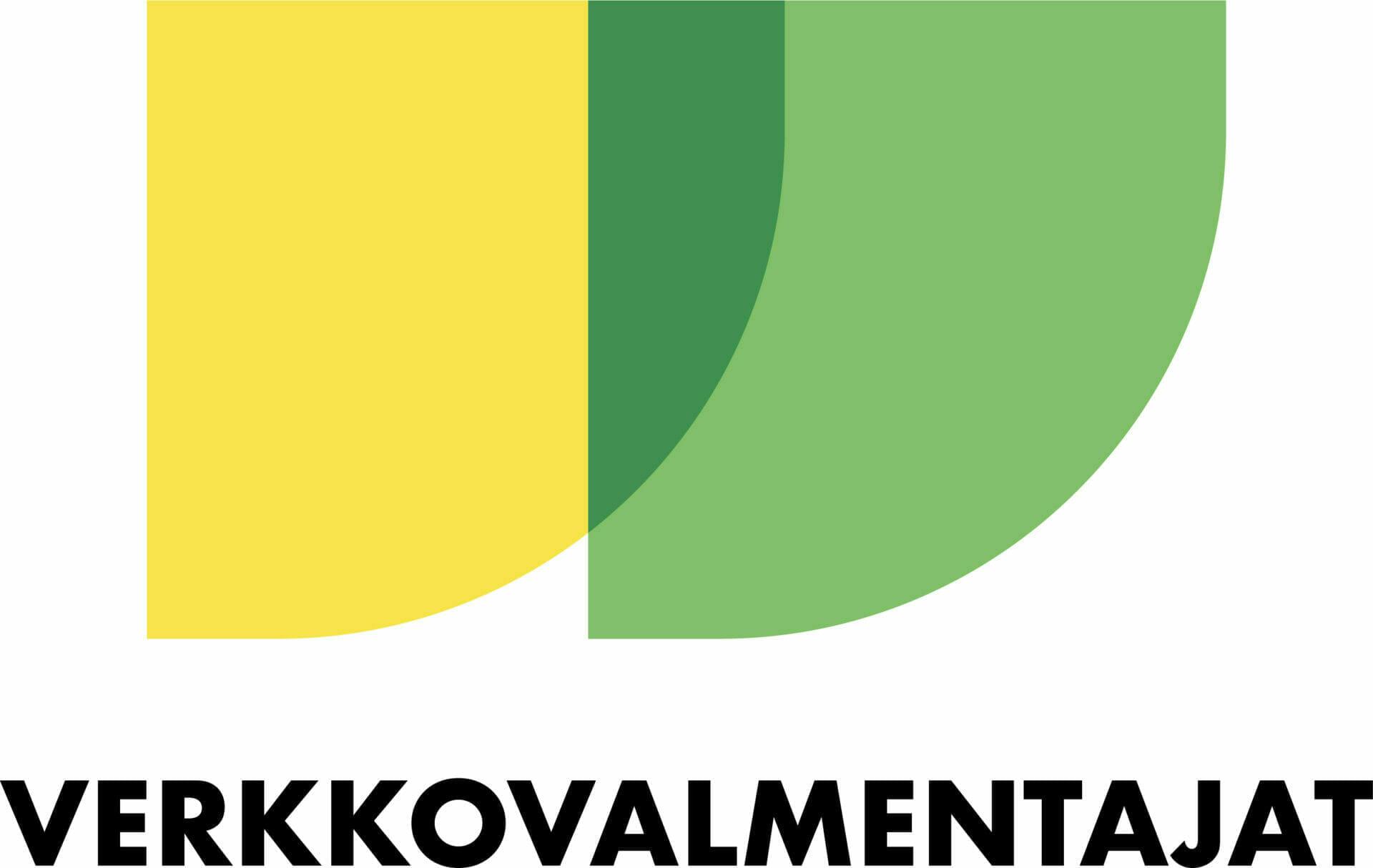 Verkkovalmentajat Logo